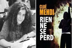 Portrait Cloé Mehdi Couverture Rien ne se perd
