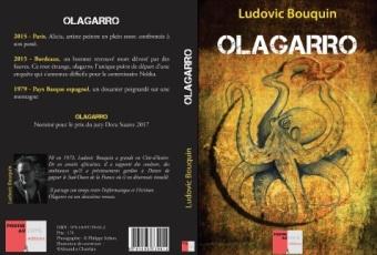 Couverture d'Olagarrro de Ludovic Bouquin