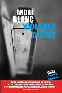 Couverture de Violence d'Etat André Blanc