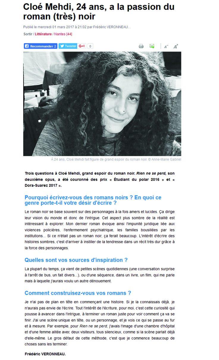 Dora Suarez Ouest france