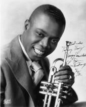 Louis Armstrong en 1932 jazz
