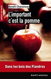 chronique dora-suarez L'important c'est la pomme - Benoît Chavaneau