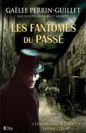 chronique Dora-Suarez Les-fantomes-du-passé Gaelle Perrin Guillet
