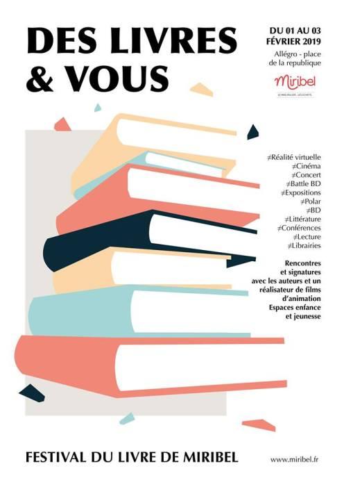 festival miribal dora suarez affiche des livres et vous 2019