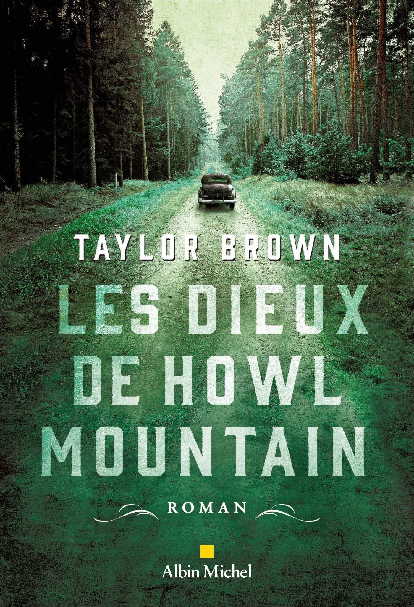Les dieux de Howl mountain - Taylor BROWN chronique dora suarez